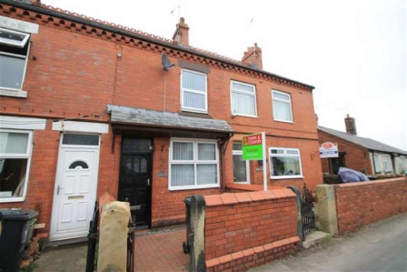 2 Bedrooms Terraced House for sale in Chapel Street, Penycae, Wrexham