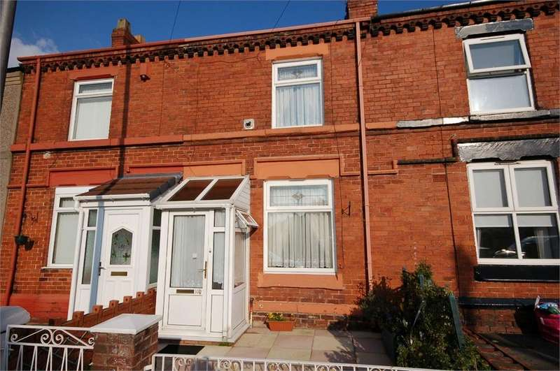 2 Bedrooms Terraced House for sale in Dunriding Lane, West Park, St Helens, Merseyside