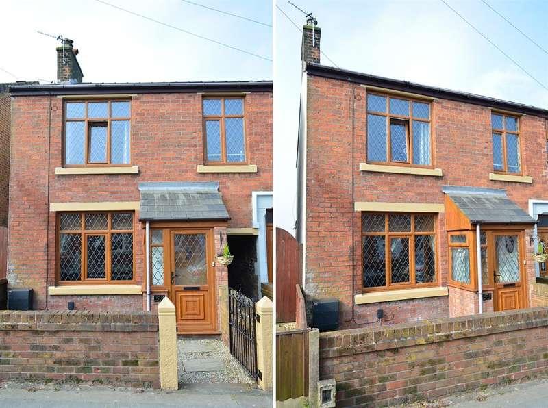 3 Bedrooms End Of Terrace House for sale in Kirkham Road, Freckleton, PR4 1HS
