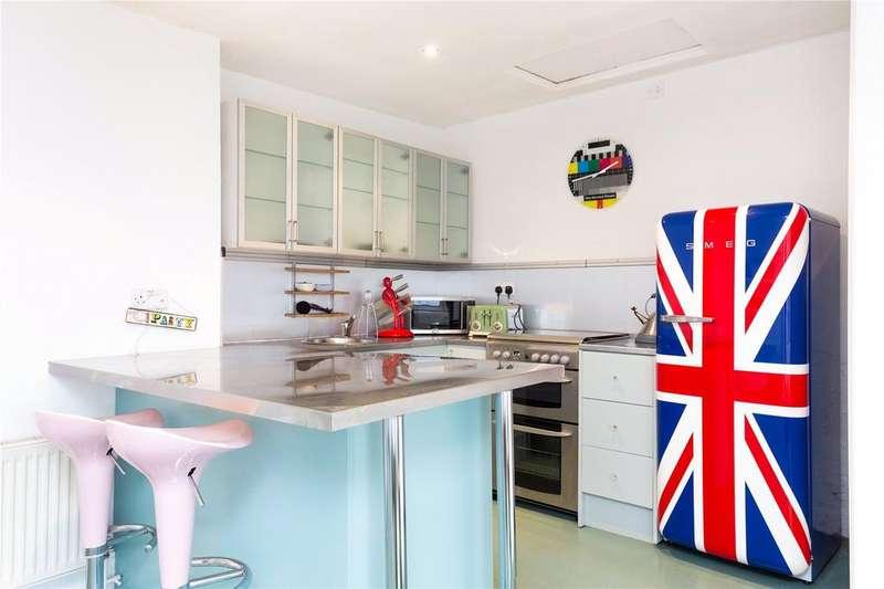 1 Bedroom Flat for sale in Loftus Road, London, W12