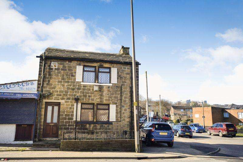 2 Bedrooms Semi Detached House for sale in New Line, Bradford
