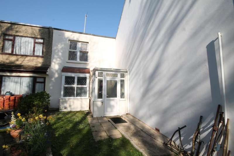 3 Bedrooms Terraced House for sale in Water Dyke Avenue, Southwick, BN42 4DF