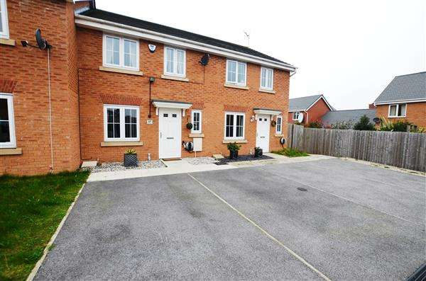 3 Bedrooms Town House for sale in Greenhead Street, Burslem, Stoke-On-Trent