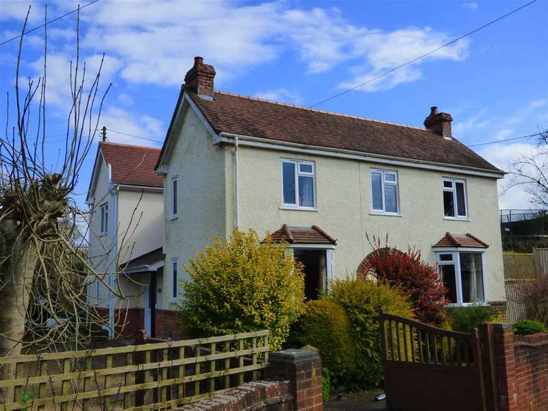 4 Bedrooms Detached House for sale in Oakley House, St Briavels