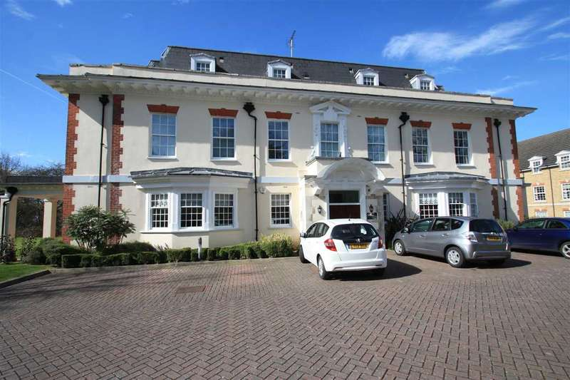 2 Bedrooms Apartment Flat for sale in Herne Mansions, Fuller Close, Bushey
