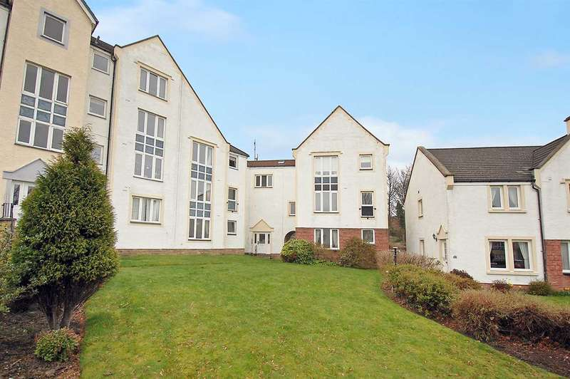 2 Bedrooms Apartment Flat for sale in Harbour Place, Dalgety Bay