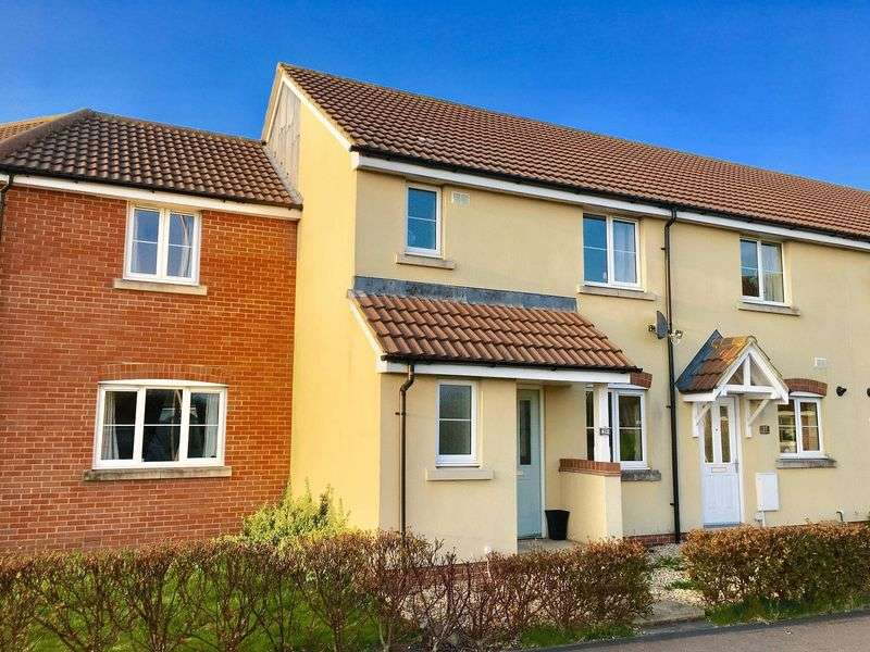3 Bedrooms Terraced House for sale in Turnock Gardens, West Wick, Weston-Super-Mare