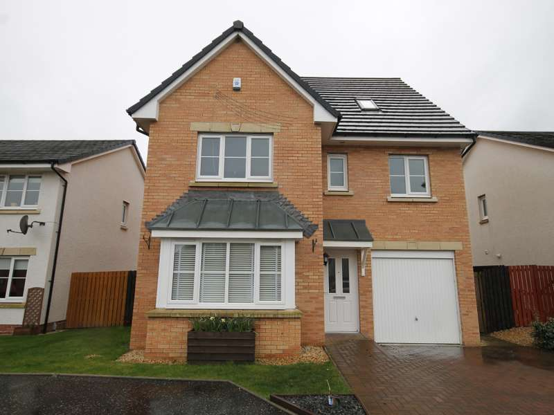 6 Bedrooms Detached House for sale in 5 Ferguson Crescent, Wishaw, ML2 9RB