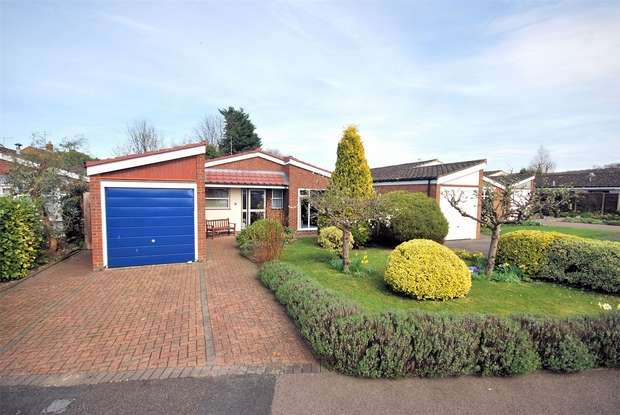 3 Bedrooms Detached Bungalow for sale in Parton Close, Wendover, Buckinghamshire