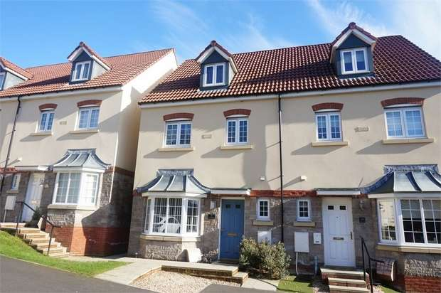 4 Bedrooms Semi Detached House for sale in Tirfilkins Close, Pontllanfraith, BLACKWOOD, Caerphilly