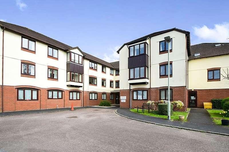 2 Bedrooms Flat for sale in Hameldown Way, Newton Abbot, TQ12