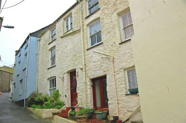 5 Bedrooms Terraced House for sale in Cliff Street, Mevagissey, St Austell, Cornwall