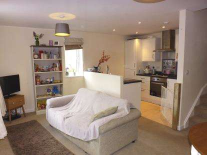 2 Bedrooms Semi Detached House for sale in Dawlish, Devon