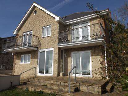 4 Bedrooms Detached House for sale in Ventnor, ., Isle Of Wight