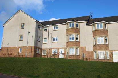 1 Bedroom Flat for sale in Meiklelaught Place, Saltcoats, North Ayrshire