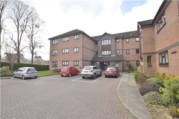 2 Bedrooms Flat for sale in Rushy Mews, New Barn Close, CHELTENHAM, Gloucestershire, GL52 3LY