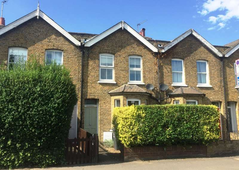 2 Bedrooms Terraced House for sale in Kingston Vale
