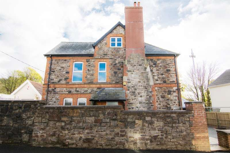 5 Bedrooms Detached House for sale in Church Street, Penydarren, Merthyr Tydfil