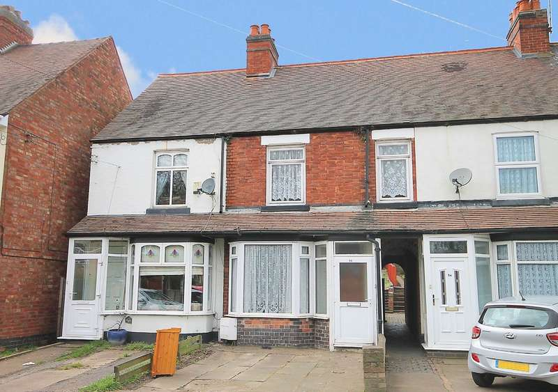 2 Bedrooms Cottage House for sale in Coventry Road, Kingsbury, Tamworth, B78 2LS
