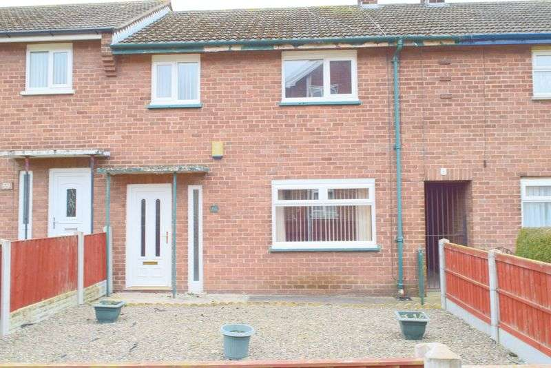 3 Bedrooms Terraced House for sale in Dyserth Road, Chester