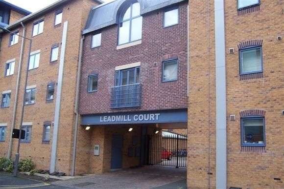 2 Bedrooms Flat for rent in Leadmill Street, 2 Leadmill Street, Sheffield