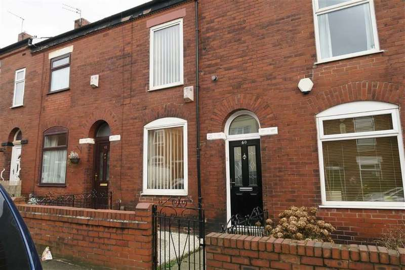 2 Bedrooms Terraced House for rent in Stafford Road, Swinton
