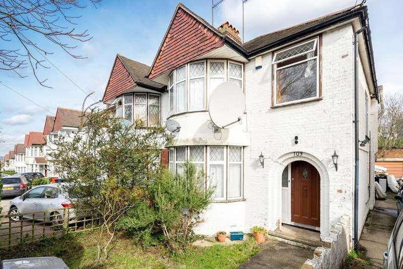 4 Bedrooms House for sale in Vincent Gardens, Dollis Hill