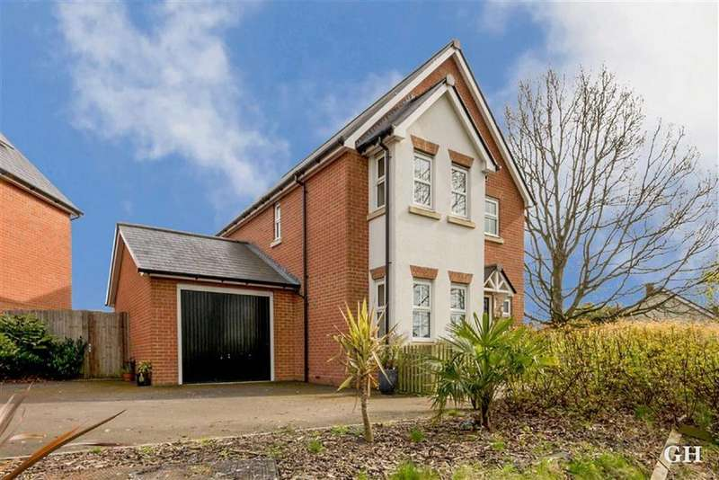 3 Bedrooms Detached House for sale in Furley Close, Kennington, Ashford