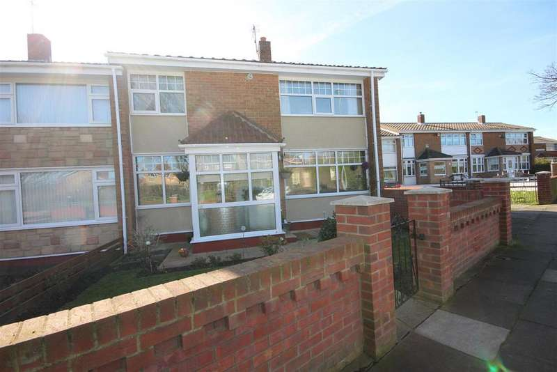 3 Bedrooms End Of Terrace House for sale in Throston Grange Lane, Hartlepool