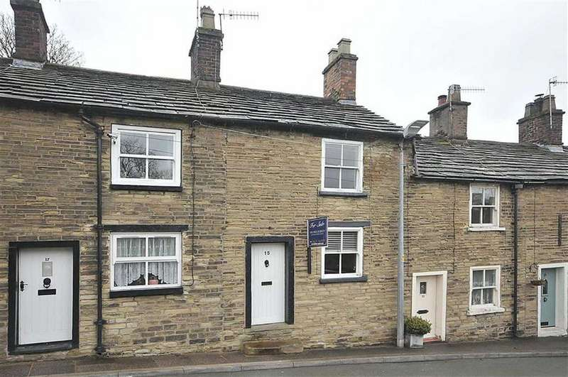 1 Bedroom Cottage House for sale in Lord Street, Bollington, Macclesfield
