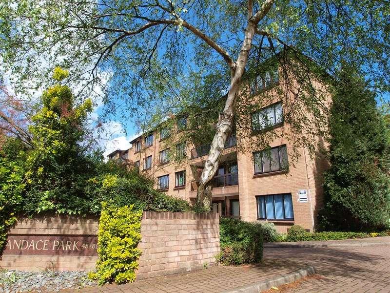 1 Bedroom Flat for sale in Widmore Road, Bromley