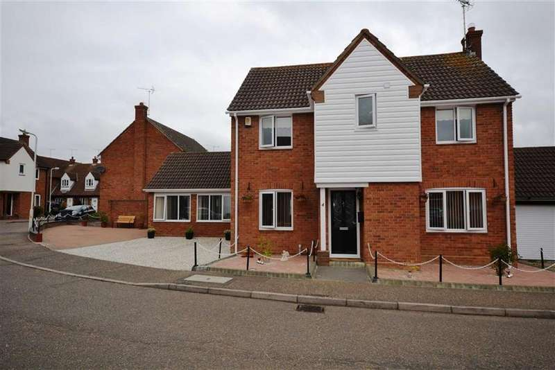 5 Bedrooms Detached House for sale in Gold Berry Mead, South Woodham Ferrers, Essex