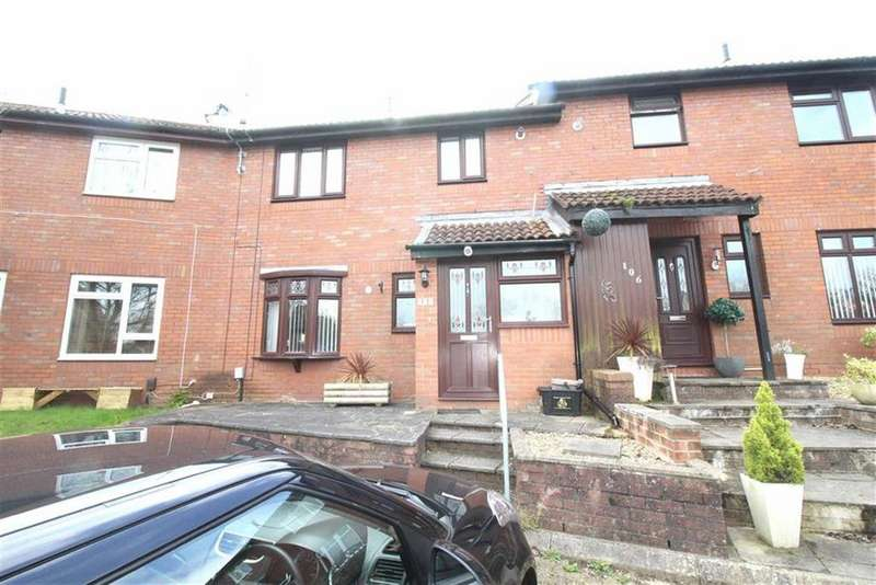 3 Bedrooms Terraced House for sale in Aran Court, Cwmbran, Torfaen