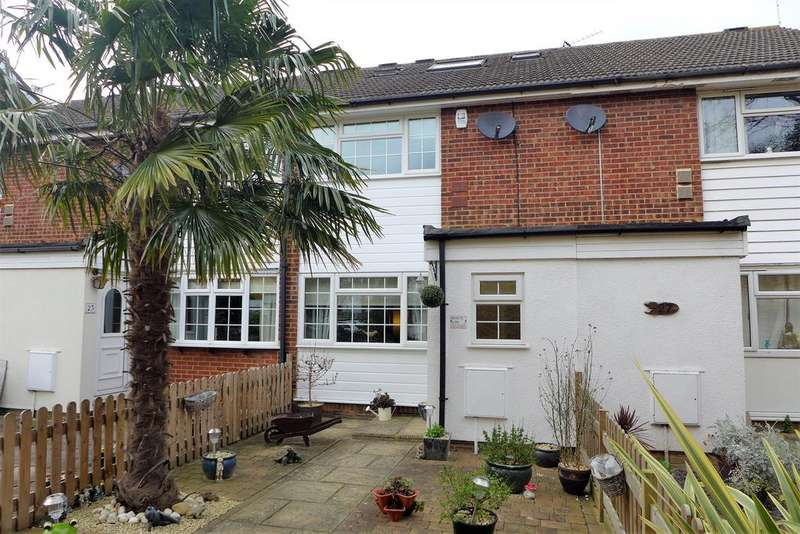 4 Bedrooms Terraced House for sale in Becketts Close, Feltham