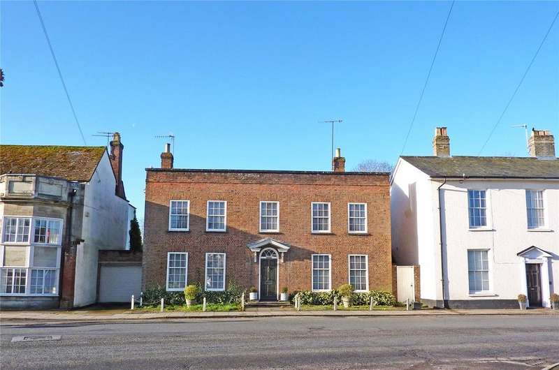 4 Bedrooms Detached House for sale in Kingsbury Square, Wilton, Salisbury, Wiltshire, SP2