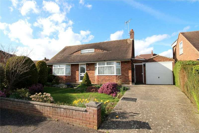 2 Bedrooms Detached Bungalow for sale in St. Edwards Close, East Grinstead, West Sussex