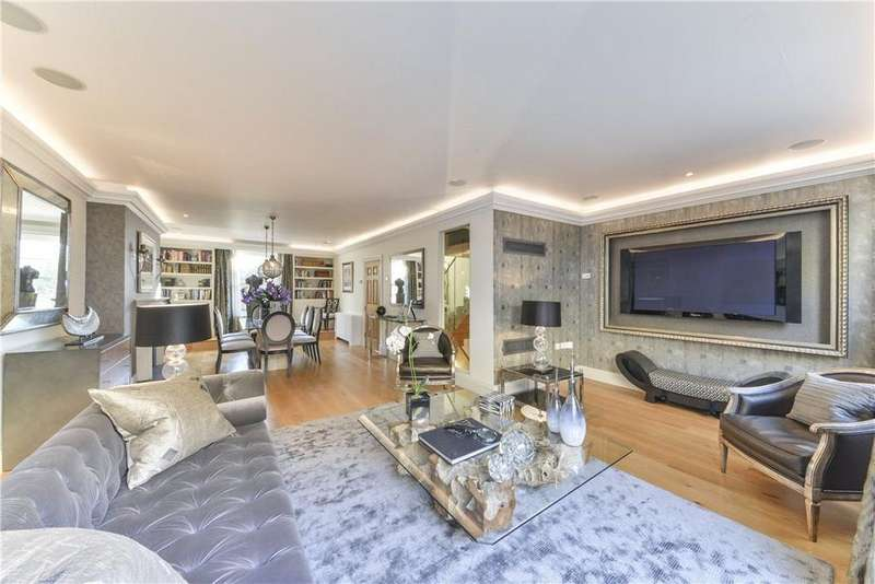 5 Bedrooms Terraced House for sale in Clareville Street, South Kensington, London, SW7