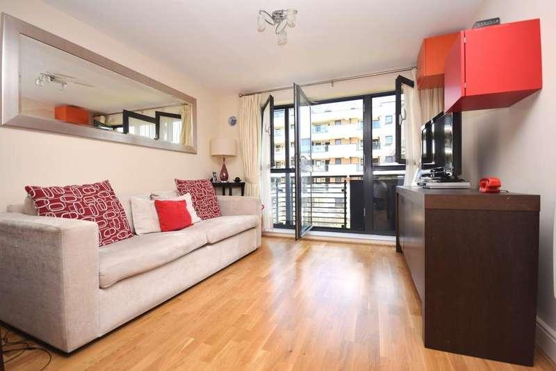 2 Bedrooms Flat for sale in Spa Road Bermondsey SE16
