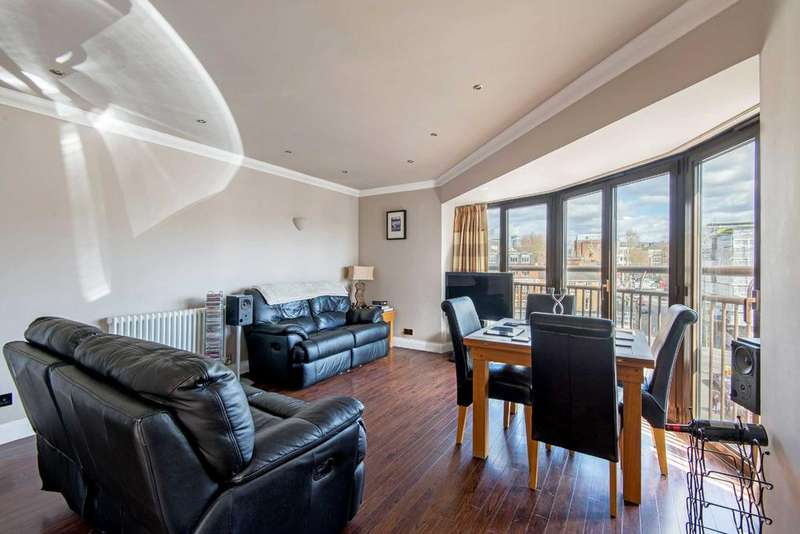 2 Bedrooms Apartment Flat for sale in Herbal Hill, EC1R