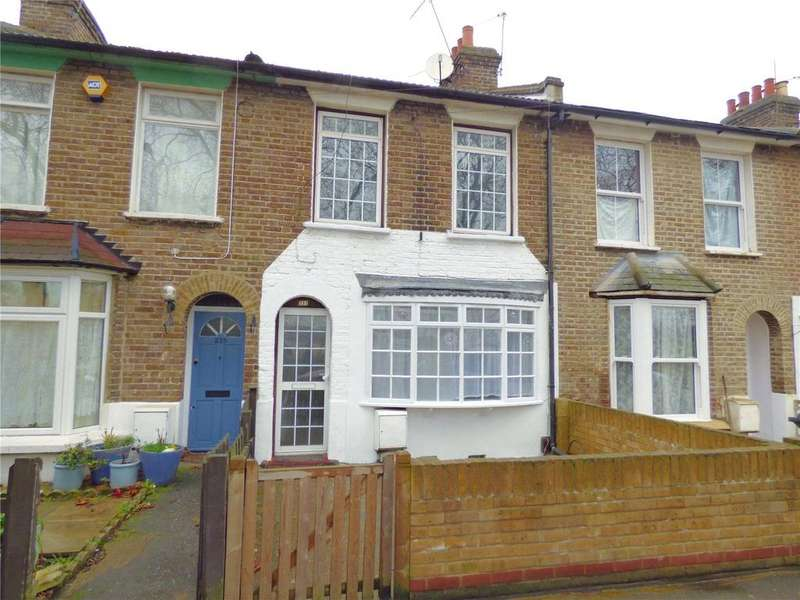 3 Bedrooms Terraced House for sale in Harrow Road, Leytonstone, London, E11