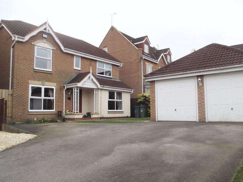 4 Bedrooms Detached House for sale in Tranby Park Meadows, Hessle