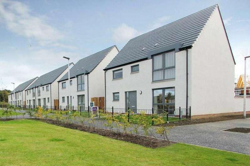 4 Bedrooms Semi Detached House for sale in Plot 117,The Cobbinshaw, Wester Lea, 1 Wester Suttieslea Gardens, Newtongrange, Dalkeith