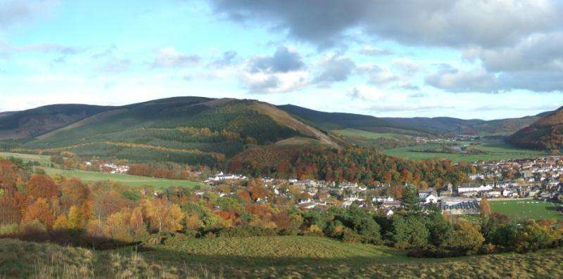 Land Commercial for sale in Kirklands Farm, Leithen Road, Innerleithen, Peeblesshire