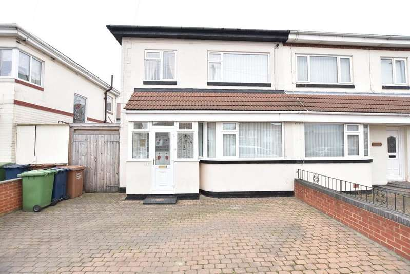 3 Bedrooms Semi Detached House for sale in Fulwell Road, Fulwell