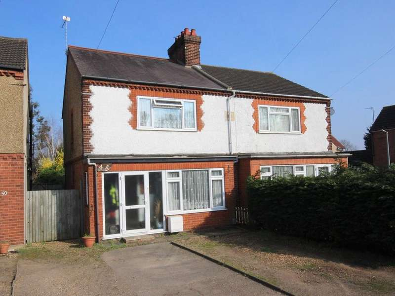 2 Bedrooms Terraced House for sale in Ampthill Road, Flitwick, Bedford, MK45