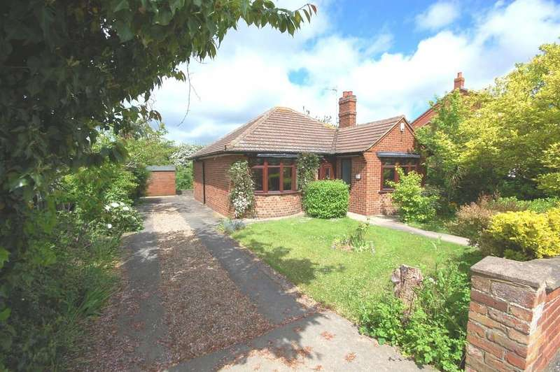 2 Bedrooms Detached Bungalow for sale in Mount Pleasant, Louth