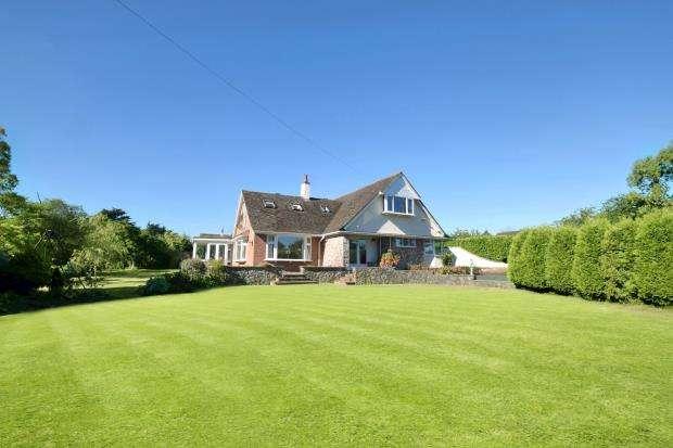 4 Bedrooms Detached House for sale in Brakeridge Close, Churston Ferrers, Brixham, Devon