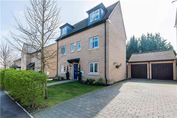 6 Bedrooms Detached House for sale in Orchard Close, Harston, Cambridge