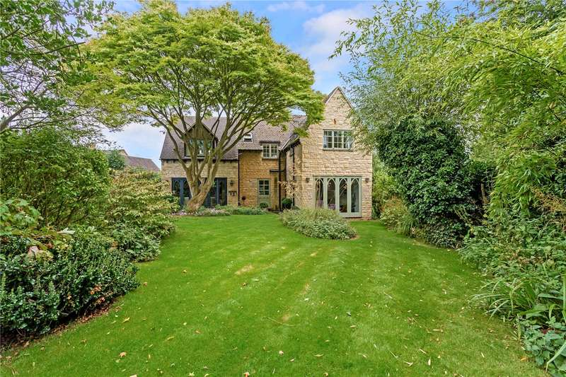 4 Bedrooms Detached House for sale in Crockwell Street, Long Compton, Shipston-on-Stour, Warwickshire, CV36