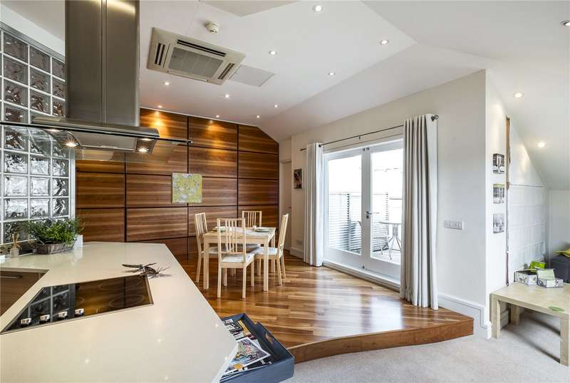 2 Bedrooms Flat for sale in Eagle Wharf Court, Lafone Street, London, SE1